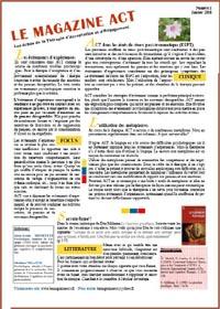 magazineACT-Numero1