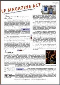 magazineACT-Numero17